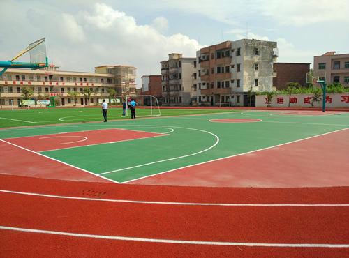 湛江篮球场