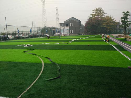 广州人造草足球场