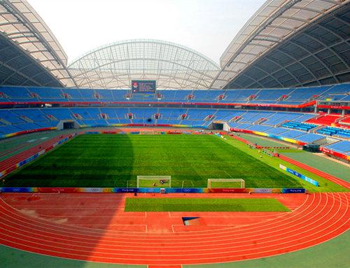 足球场建设