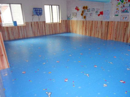 幼儿园pvc地板-专业幼儿园塑胶地板铺设公司